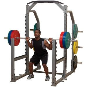 Cage squat BodySolid SMR1000