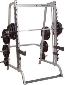 Smith Machine Body Solid Serie 7