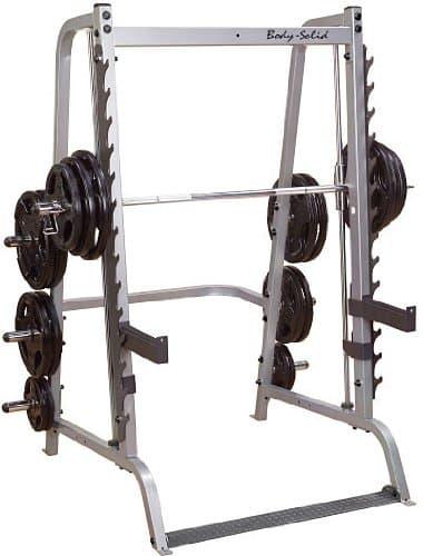 Smith Machine Body Solid Serie 7