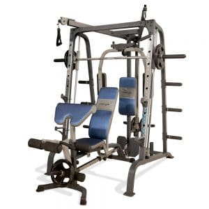Banc et smith machine cobra