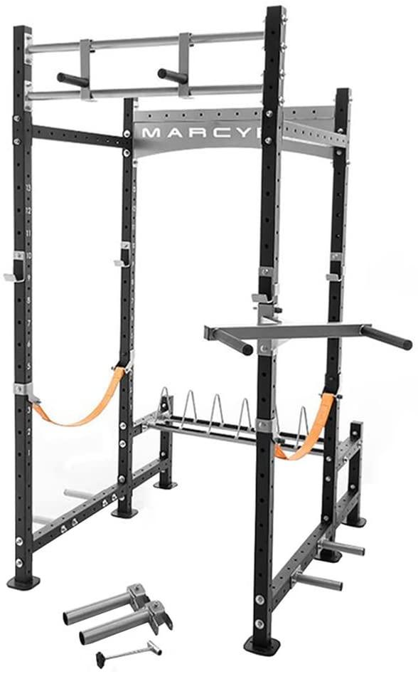 Cage à squat Marcy Pro