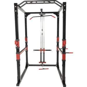 cage squat avec poulie Gorilla sport