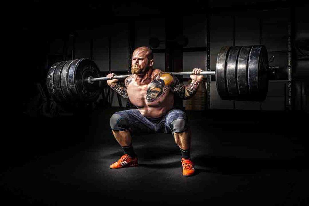 progresser au squat