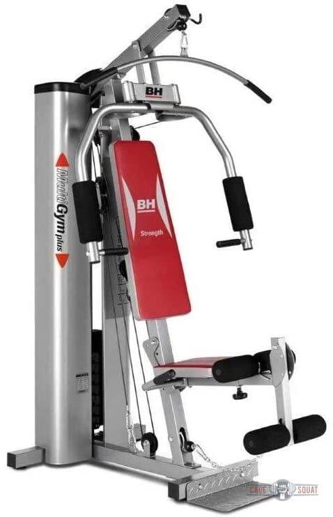 Station de musculation : BH Fitness G152X Gym Titanium