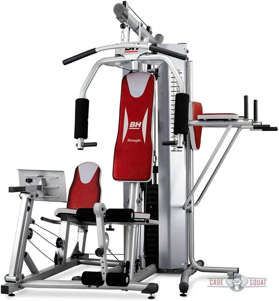 Station de musculation : BH Fitness Multy Gym Pro