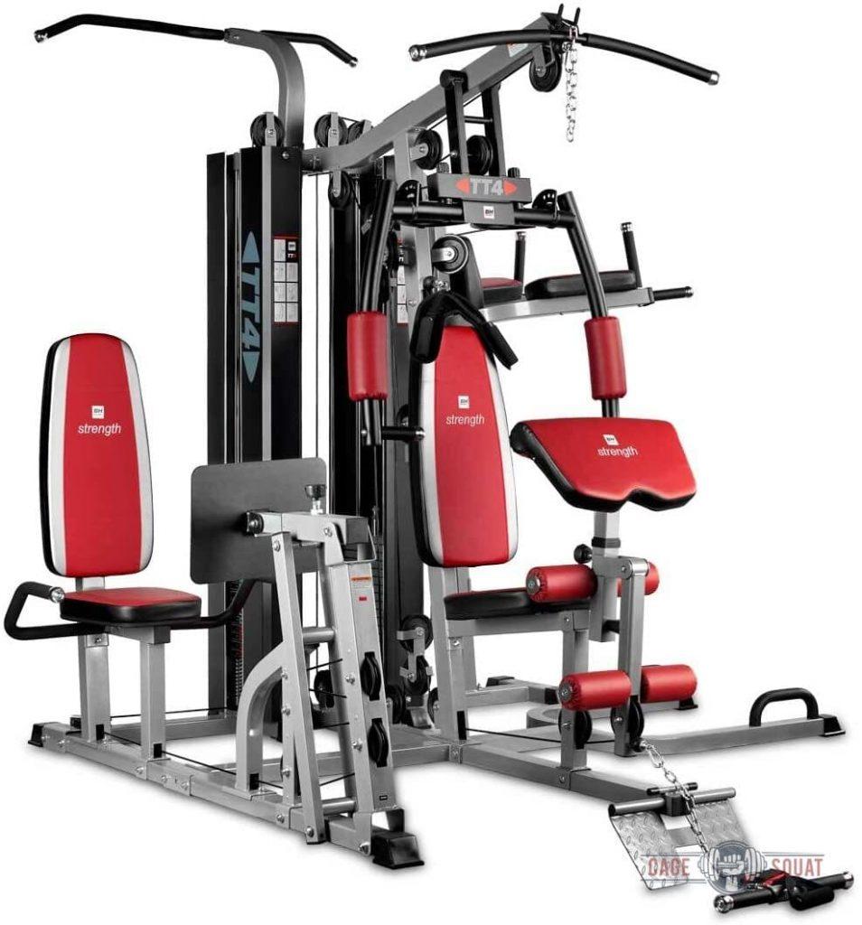 Station de musculation : BH Fitness TT-4 G159