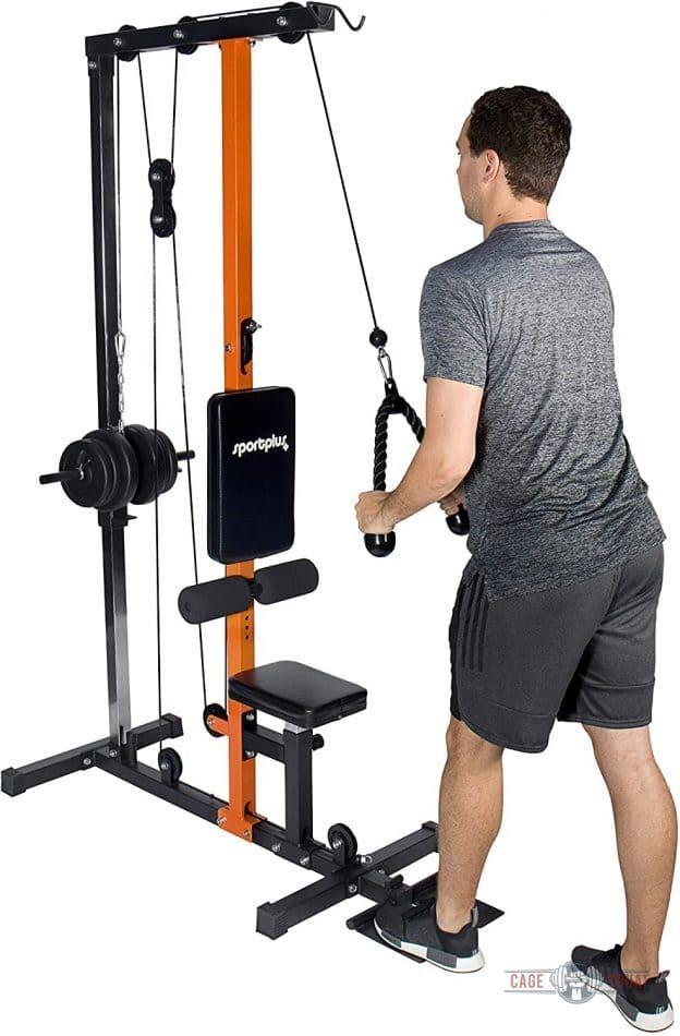 Station de musculation : SportPlus SP-HG-009