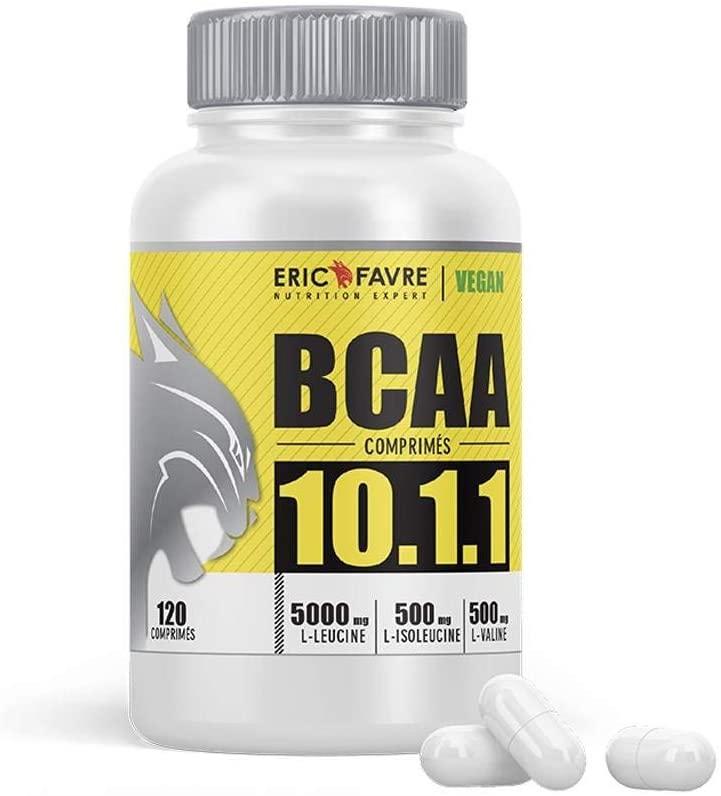 BCAA 10.1.1 Vegan Eric Favre