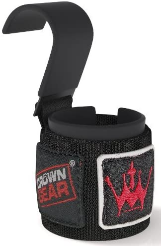 Crown Gear - Power Weight Lifting Hooks