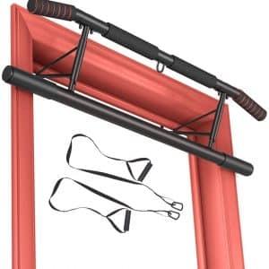 Docilaso - Barre de Traction pour Porte avec poignée Ergonomique