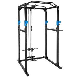 Cage à squat TecTake